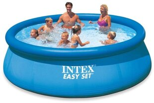 Бассейн Intex Easy Set 396 x 84 cм с фильтром