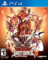 Mäng Guilty Gear XRD Revelator, PS4