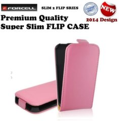 "Klapiga ümbris Forcell Slim 2 Flip Case sobib Apple iPhone 6 4.7"", roosa"