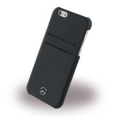 Mercedes - ümbris hardcase MEHCP6LPLBK iPhone 6/6S Plus must