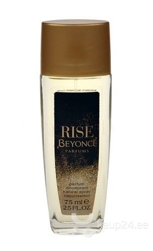 Spreideodorant Beyonce Rise naistele 75 ml