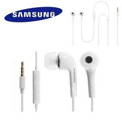 Samsung EHS64AVFWE i9300 и др. Оригинальные Наушники с микрофоном/пультом Белые (M-S Blister)