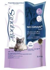 Kuivtoit kassidele Sanabelle No Grain Pheasant 2kg+400g KINGITUSEKS!