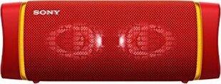 Juhtmevaba kaasaskantav kõlar SONY SRS-XB33, punane hind ja info | Juhtmevaba kaasaskantav kõlar SONY SRS-XB33, punane | kaup24.ee