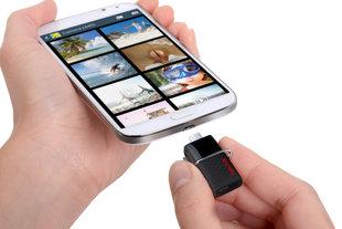 Mälupulk SANDISK 64GB Ultra Android Dual USB Drive