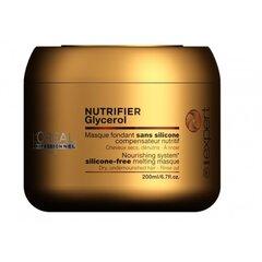 Маска для сухих волос L'Oreal Professionnel Paris Expert Nutrifier Melting 200 мл