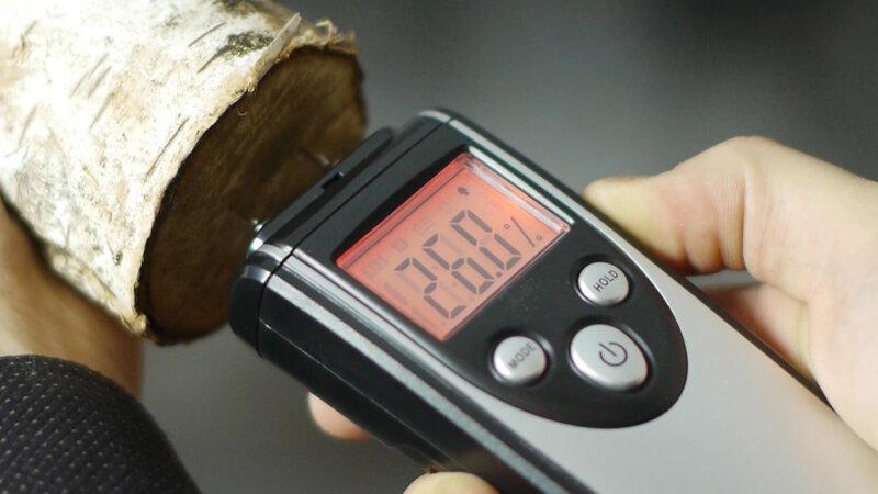 Измеритель влажности для лесоматериалов и строительных материалов