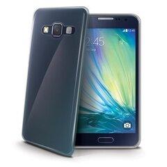 Kaitseümbris Celly Gelskin sobib Samsung Galaxy A7, läbipaistev