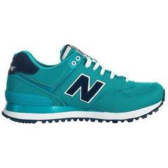 Naiste spordijalatsid New Balance WL574POA, sinine