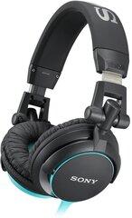 Kõrvaklapid Sony EXTRA BASS DJ MDR-V55, must/sinine