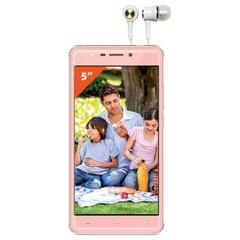 Mobiiltelefon Manta MSP95014RG Titano 3, Roosa/kuldne