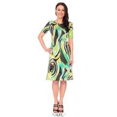 Naiste kleit Vaau VSP02MMA08, roheline/kollane/valge/must
