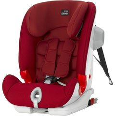 Автокресло  Britax Advansafix III Sict, Flame Red 2000026112