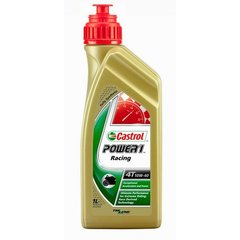 Mootoriõli Castrol Power 1 Racing 4T 10W40, 1L