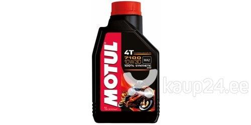 Õli MOTUL 7100 10W30 4T, 1L hind ja info | Mootoriõlid | kaup24.ee