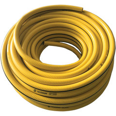 "Садовый шланг FIELDMANN FZH 9150, ярко-желтого цвета, 5-слойный, 50 м, 1/2"""