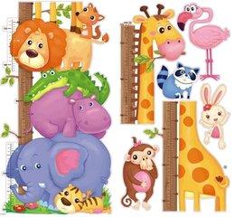 Laste seinakleebis Disney Safari 1m