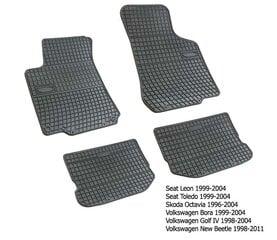 Резиновые коврики Golf IV 1997-2006