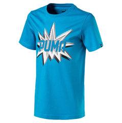 Poiste T-särk Puma Pow, sinine