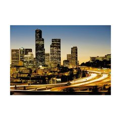 Fototapeet City Lights II