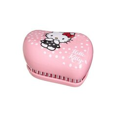 Laste juuksehari Tangle Teezer Compact Styler Hello Kitty, roosa