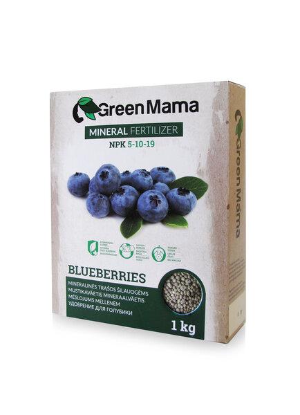 Mustikaväetis Green Mama, 1kg