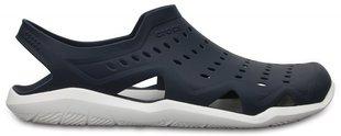 Meeste jalanõud Crocs™ Swiftwater Wave, tumesinine hind ja info | Meeste plätud, sussid | kaup24.ee