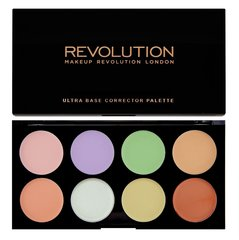 Meikimise aluspalett Makeup Revolution London Ultra Base Corrector 13 g