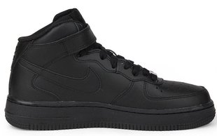 Naiste spordijalanõud Nike Air Force 1 Mid, must