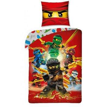 Laste voodipesukomplekt 2-osaline, Lego