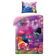 Laste voodipesukomplekt 2-osaline, Trollid I