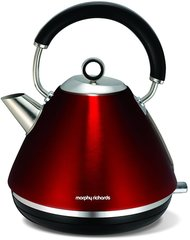 Veekeetja Morphy richards Pyramid Kettle 102004, punane