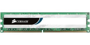 Corsair 8GB DDR3 CL11 CMV8GX3M1A1600C11 hind ja info | Operatiivmälu (RAM) | kaup24.ee