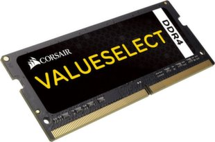 Corsair ValueSelect 4GB 2133MHz DDR4 CL15 SODIMM CMSO4GX4M1A2133C15