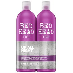Juuksehoolduskomplekt Tigi Bed Head Fully Loaded: šampoon 750ml + palsam 750ml