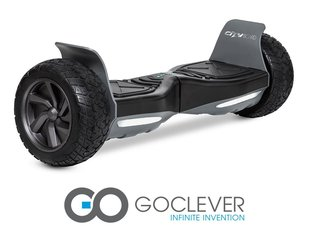 "Tasakaaluliikur Goclever City Board suv 8"", must"