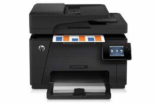 Mustvalge laserprinter HP LaserJet Pro MFP M177fw