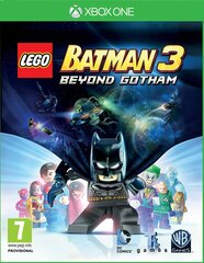 Mäng Lego Batman 3: Beyond Gotham, Xbox ONE