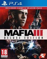 Mäng Mafia III Deluxe Edition, PS4