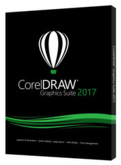 Corel Corel DRAW Graphics Suite 2017