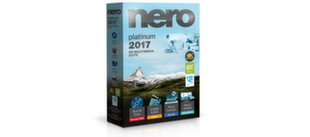 Nero 2017 Platinum Suite Retail box