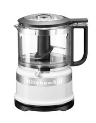 Mini köögikombain KitchenAid 5KFC3516SEWH
