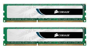 Operatiivmälu Corsair 2x2GB, 1333MHz DDR3, DIMM CL9 CMV4GX3M2A1333C9