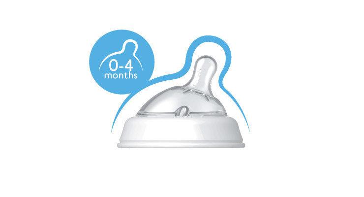Lutipudel Chicco Natural Feeling 150 ml, 0+ elukuud