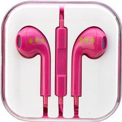 Kõrvaklapid ABC TECH 134783, roosa