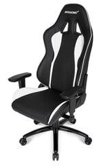 Arvutitool AKRACING Nitro Gaming Chair, must/valge