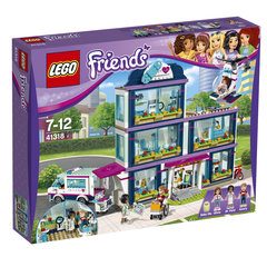41318 LEGO® FRIENDS Heartlake'i haigla