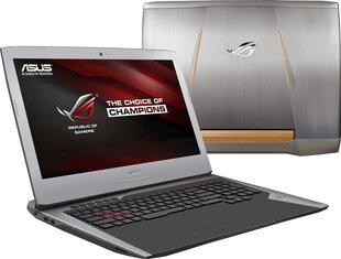 Sülearvuti Asus ROG G752VY-GB479T 16GB | 1TB + 128GB EN/RU