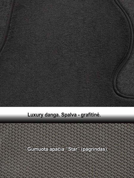 ARS OPEL ASTRA G 1998-2004 (2 durų) /14 Luxury tagasiside