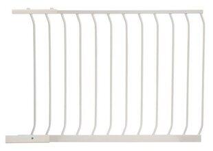 Turvavärav Dreambaby® Chelsea 100x75 cm, valge hind ja info | Laste ohutustarvikud | kaup24.ee